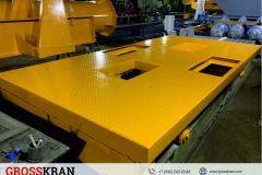 Самоходные грузовые аккумуляторные тележки