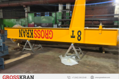 Консольный кран 8 тонн GROSSKRAN