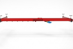 3D модель - Кран для помещений с низкими потолками