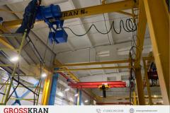 GROSSKRAN организация производства в любом помещении
