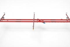 3D модель - Двухбалочный духпролетный кран