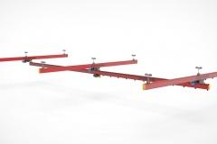 3D модель - Однобалочный духпролетный кран