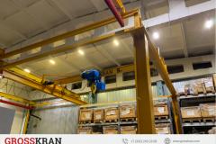 Пуско-наладочные работы Готового комплекта крана GROSSKRAN 5000 кг