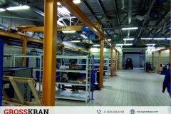 Реконструкция производственного помещения г. Тюмень