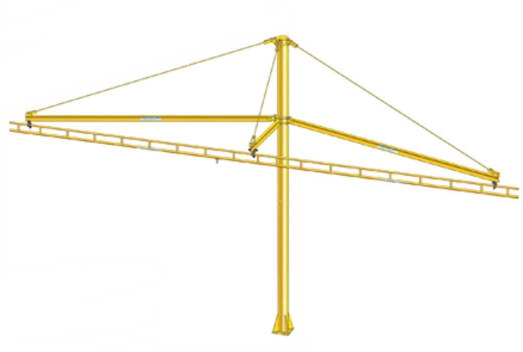 Модуль системы Мачты